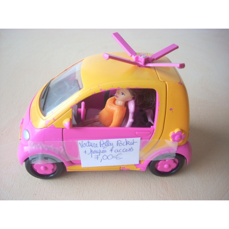 Voiture polly pocket caillou flacoti - Jeux polly pocket gratuit ...