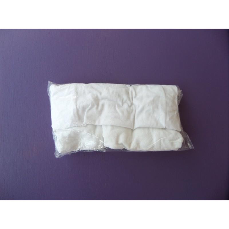 lot de draps housse pour nacelle couffin caillou flacoti. Black Bedroom Furniture Sets. Home Design Ideas