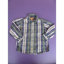 Chemise carreaux Staccato 4 ans