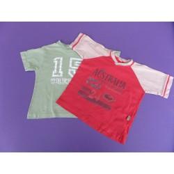 Lot t.shirts 4 ans