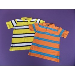 Polos jersey Palomino 7 ans