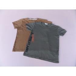 Lot tee-shirts Verbaudet-Best Way 8 ans