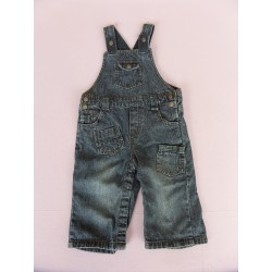 Salopette denim Miracle of Love 1 an