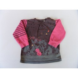 Tee-shirt Marese fille 1 an