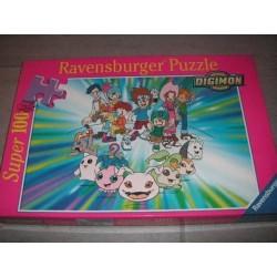 Ravensburger Puzzle - Digimon