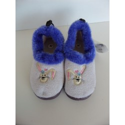 Neuf ! Chaussons fille pointure 26