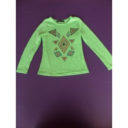 Pull fin Miss Bubble 6 ans