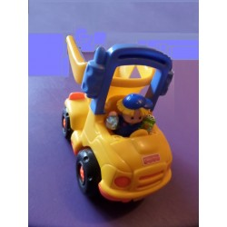 Fisher Price, le camion benne Little People