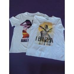 Tee-shirts Ibiza/Haway 16 ans (L)