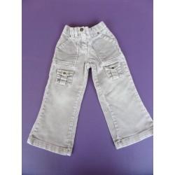 Pantalons velours côtelé multipoches Tex 2 ans