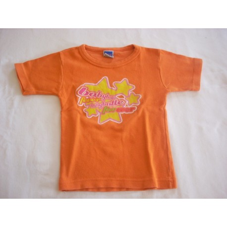 "Tee-shirt ""Babybotte"" 18 mois"