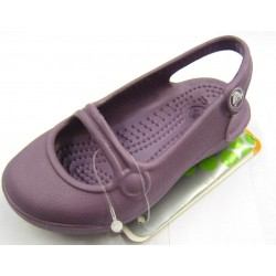 Neuf ! Crocs Gabby Girl Ultra violet pointure 24