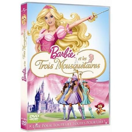 Barbie et les trois mousquetaires caillou flacoti - Barbie les 3 mousquetaires ...