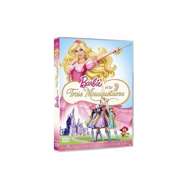 Barbie et les trois mousquetaires caillou flacoti - Barbie et les mousquetaires ...