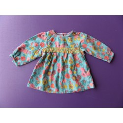 Blouse velours Orchestra 1 an