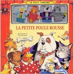 La Petite Poule rousse (livre animé)