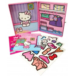 Coffret Hello Kitty s'habille