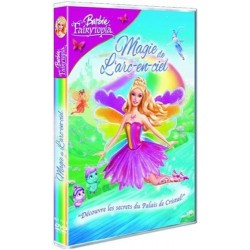 dvd Barbie Fairytopia : Magie de L'arc-en-ciel