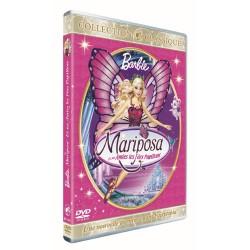 Dvd Barbie Mariposa et ses amies les Fées Papillons