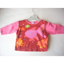 Tee-shirt Absorba fille 1 an