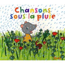 chansons sous la pluie