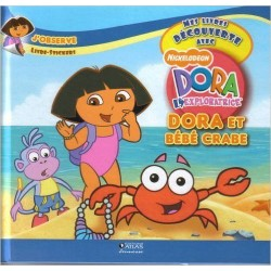 Dora et le bebe crabe