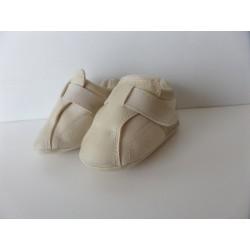 Chaussures doublées pointure 15-16 (0-3 mois)