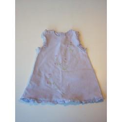 Robe lin et coton 1 an