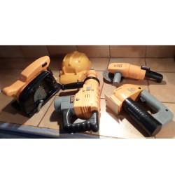 Ensemble d'outils électroportatifs !