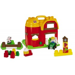 Build'n Go Farm de Mega Bloks Jeux de construction