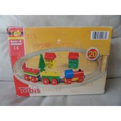 Mon premier circuit de train Tobis