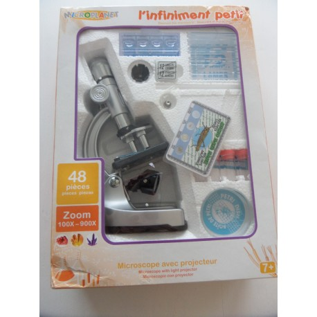 Neuf ! Microplanet - Microscope Et Accessoires