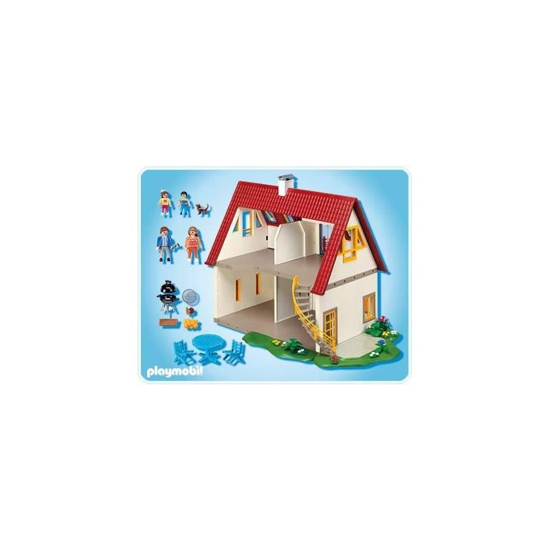 playmobil 4279 jeu de construction villa moderne caillou flacoti. Black Bedroom Furniture Sets. Home Design Ideas
