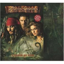 Pirates des Caraïbes, Le secret du coffre maudit : L'album du film