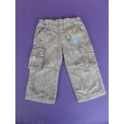 Pantalon doublé Creeks 12-18 mois