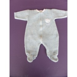 Pyjama polaire Sucre d'Orge 3 mois