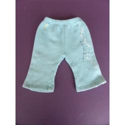 Pantalon sport ciel Babygro fille 1 an