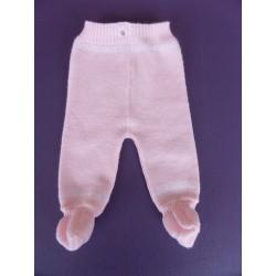 Pantalon lainage à pieds 1 mois