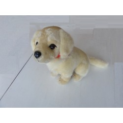 Peluche chien environ 30 cm