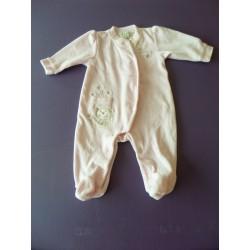 Pyjama fille Babaluno 6 mois