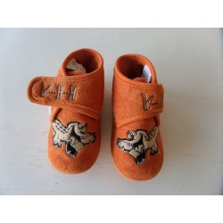 Chaussons Croco pointure 23