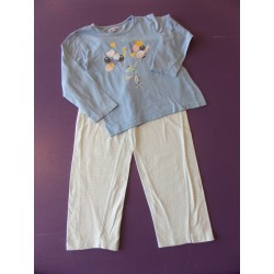 Pyjama jersey fille 6 ans