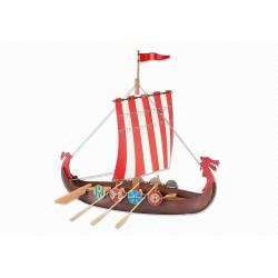Neuf ! Playmobil 6330 Drakkar viking