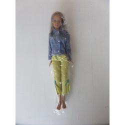 Barbie blouson jean