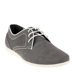 Neuf ! Derbies DENIM SIDE GRIS pointure 43