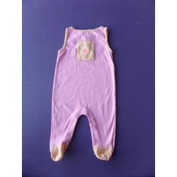 Pyjama sans manche jersey Dis Maman 18 mois