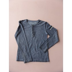 Tee-shirt Blanc Bleu 10 ans