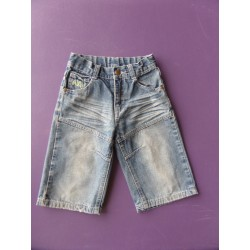 Pantacourt denim 6 ans