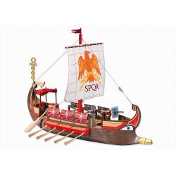 Playmobil - 4276 - Romains - Galere Romaine