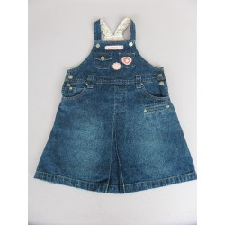 Robe denim Creeks 3 ans